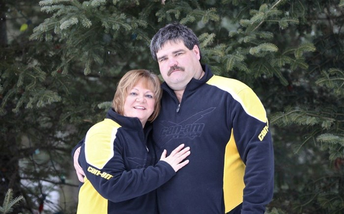 Shawn and Corrie Hynes   bio pic
