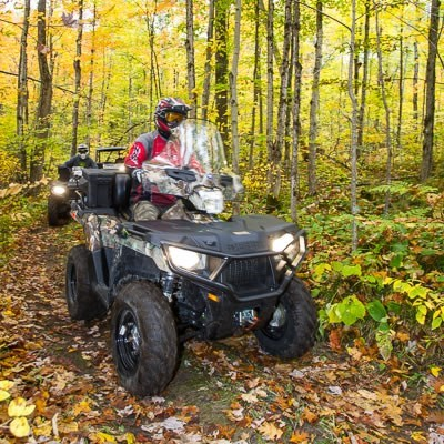 Destination Polaris Sportsman Woods