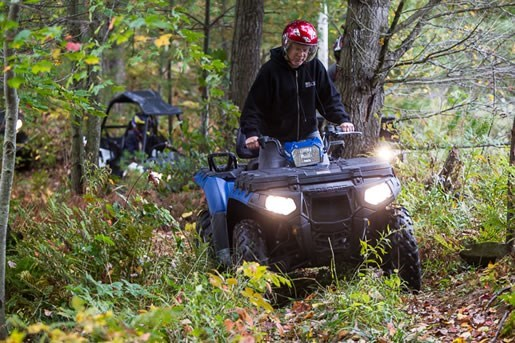 Destination Polaris Trail