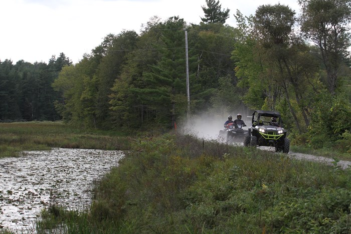 atv trails in ontario eastern