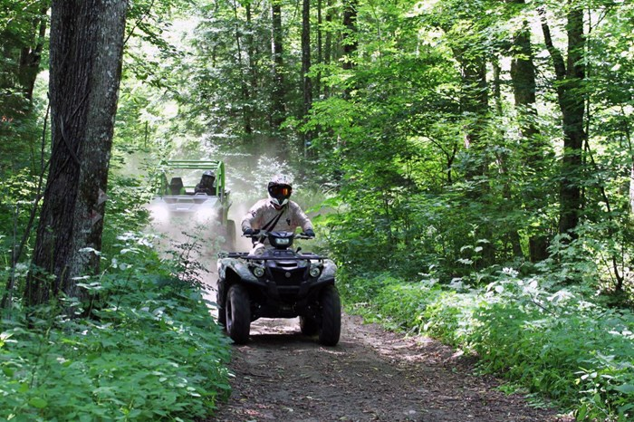 Eota Trail System A