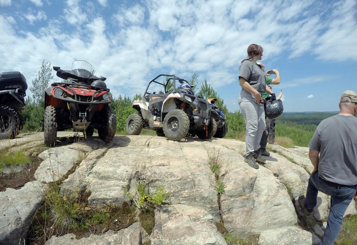 Ontario ATV Rentals and Tours - David Bouthillier GOPR2981