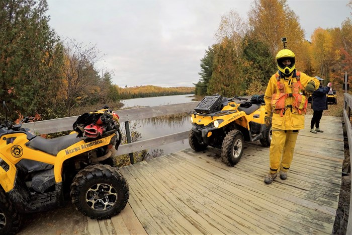 ATV Tours and Rentals in Ontario Experience the Thrill of