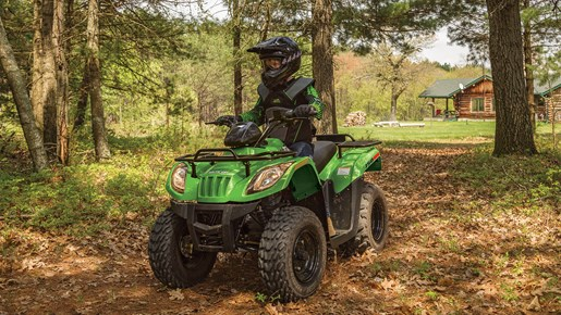 arctic cat youth atv