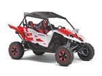 Yamaha YXZ1000R SE Silver Metallic / Red 2016