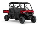 Can-Am Defender MAX XT HD10 Intense Red 2017
