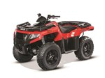 Arctic Cat Alterra 500 Red 2017