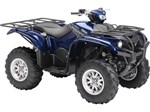 Yamaha Kodiak 700 EPS SE Metallic Blue 2017