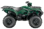 Yamaha Grizzly EPS 2017