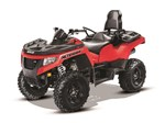 Arctic Cat Alterra TRV 500 Red 2017