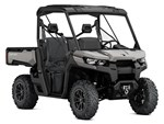 Can-Am Defender XT HD10 Pure Magnesium Metallic 2017