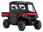 Can-Am Defender XT CAB HD10 Intense Red 2017