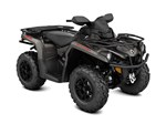 Can-Am Outlander™ XT™ 570 Pure Magnesium Metallic 2017