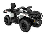 Can-Am Outlander™ MAX XT™ 650 Pearl White and Black 2017