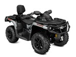 Can-Am Outlander™ MAX XT™ 850 Brushed Aluminum 2017