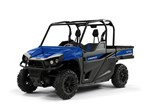 Textron Offroad Stampede EPS+ Electric Blue 2017