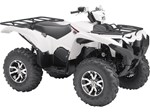 Yamaha Grizzly EPS White 2018