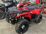 Polaris Sportsman 570 EPS Indy Red 2016