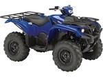 2018 Yamaha Kodiak 700 EPS Yamaha Blue