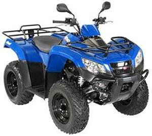 Kymco MXU 450i 2014