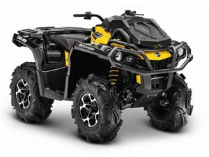 Can-Am Outlander X mr 650 2014