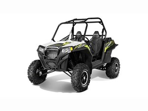 Polaris Ranger RZR XP 900 EPS LE (White / Green) 2013