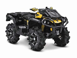 Can-Am Outlander X mr 1000 2015