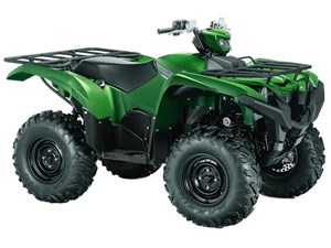 Yamaha Grizzly EPS Green 2016