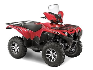 Yamaha Grizzly EPS LE 2016