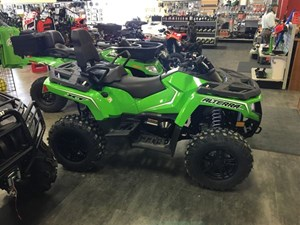 Arctic Cat Alterra TRV 700 XT EPS Team Arctic Green 2017