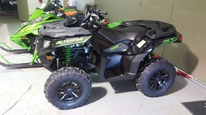 Arctic Cat Alterra 500 XT Black Metallic 2016