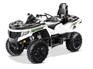 Arctic Cat Alterra TRV 550 XT White Metallic 2017