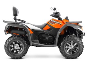 CFMOTO CForce 500 LX HO Orange 2016