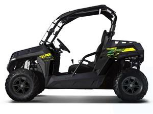 CFMOTO ZForce 500 LX HO Black 2016