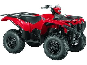 Yamaha Grizzly EPS Red 2016