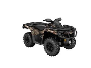 Can-Am Outlander XT 650 Camo 2016