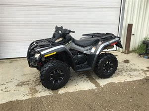 Can-Am Outlander 650 EFI XT 2012