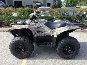 Yamaha Grizzly EPS Camo 2017