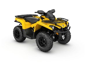 Can-Am Outlander XT 570 Yellow 2017