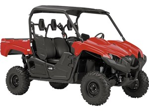 Yamaha Viking EPS Red 2017