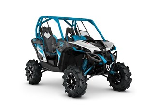 Can-Am Maverick X mr 1000R Hyper Silver / Black / Octane  2016