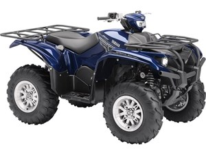 Yamaha Kodiak 700 EPS SE Metallic Blue 2017