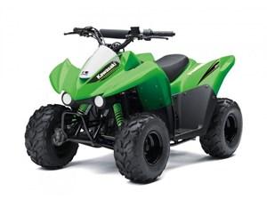 Kawasaki KFX50 2017