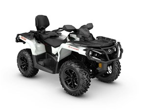 Can-Am Outlander MAX XT 850 Pearl White / Black 2017