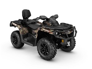 Can-Am Outlander MAX XT 850 Camo 2017