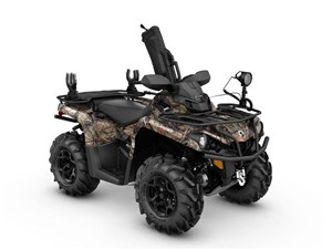 Can-Am Outlander Mossy Oak Hunting Edition 570 2017