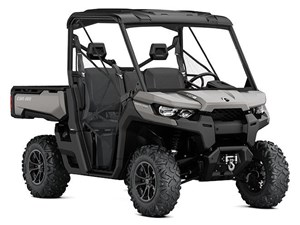 Can-Am Defender XT HD8 Pure Magnesium Metallic 2017