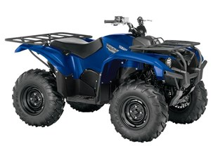 Yamaha Kodiak 700 Steel Blue 2017