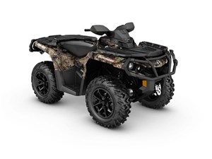 Can-Am Outlander XT 650 Camo 2017