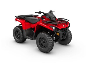 Can-Am Outlander 450 Viper Red 2017